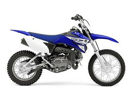 2016 Yamaha TT-R110E for sale 200631472