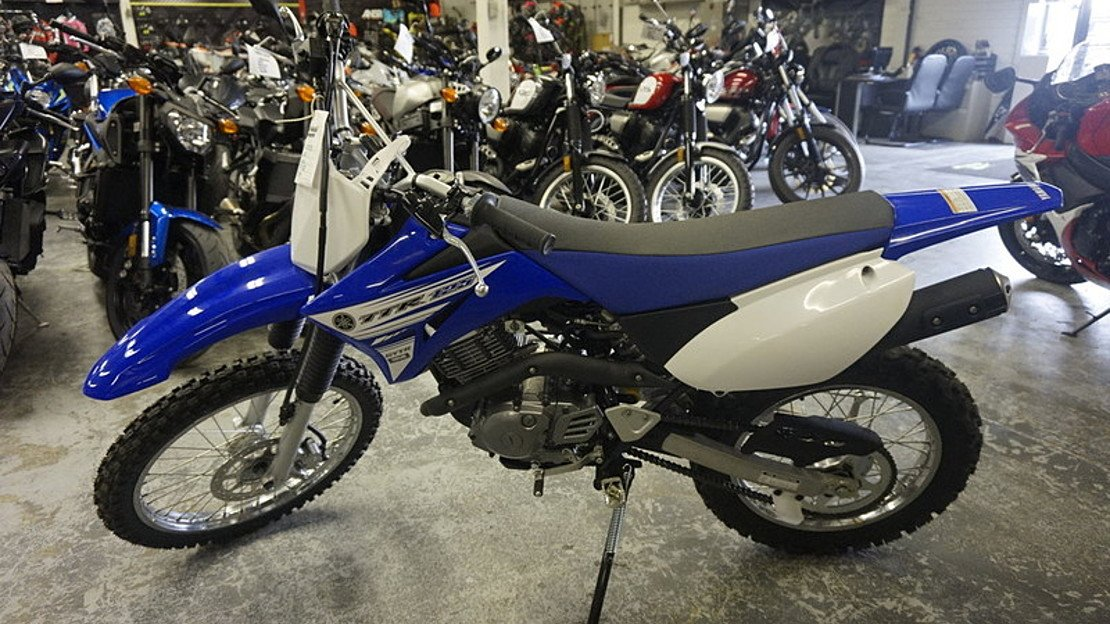 2016 Yamaha TT-R125LE for sale 200459007