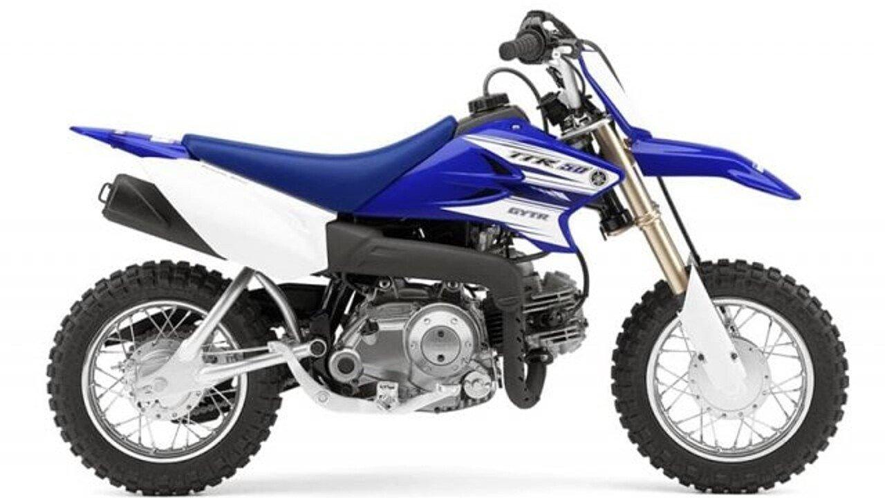 2016 Yamaha TT-R50E for sale 200377206