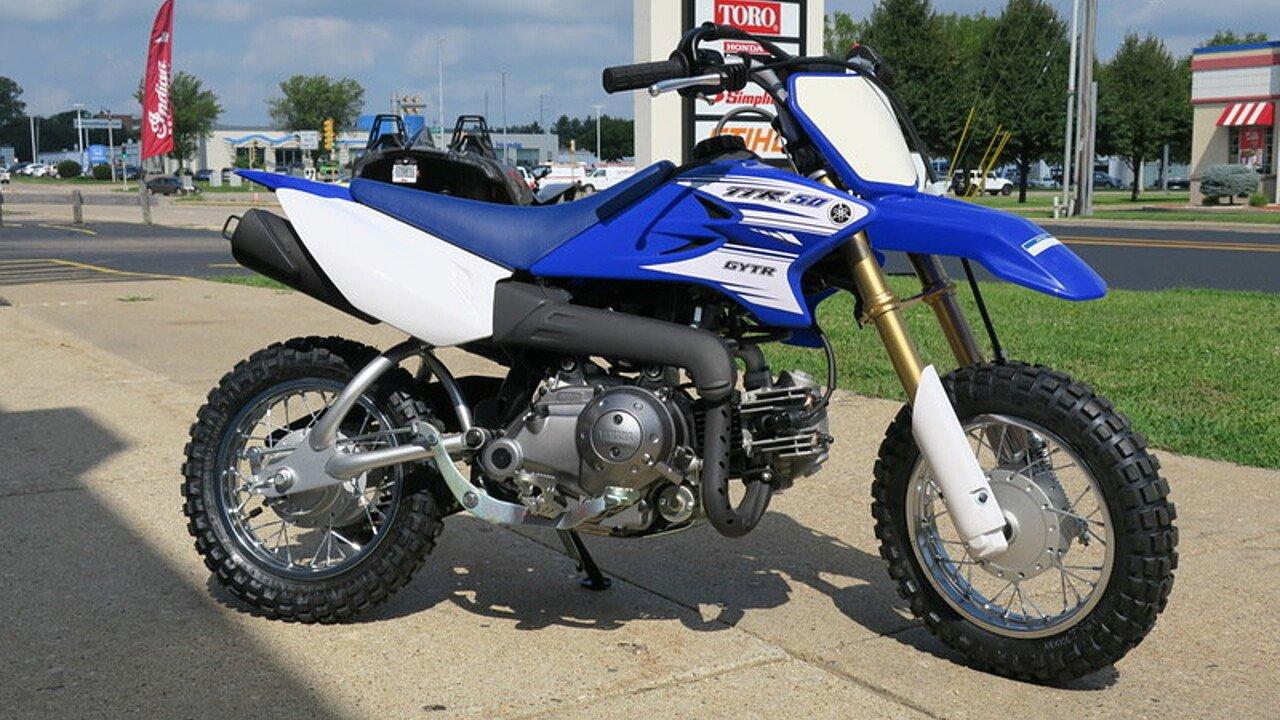 2016 Yamaha TT-R50E for sale 200582005