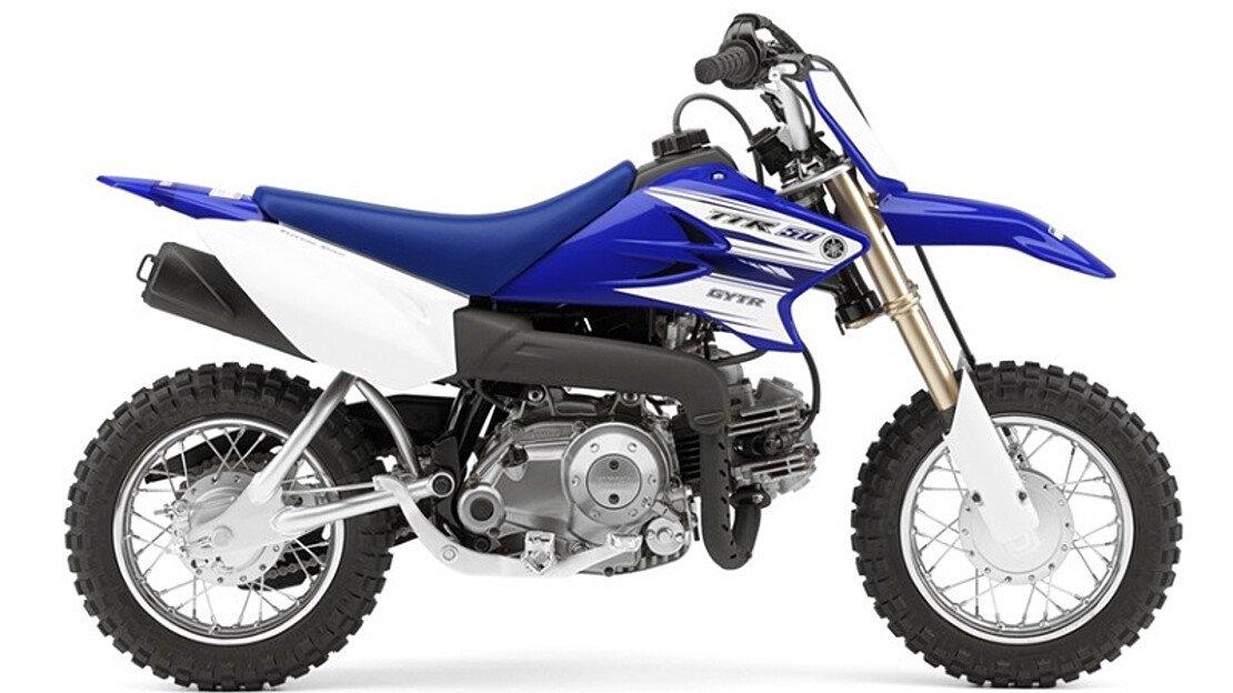 2016 Yamaha TT-R50E for sale 200599159