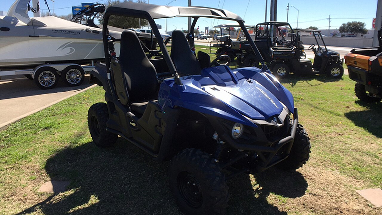 2016 Yamaha Wolverine 700 R-Spec EPS SE for sale 200361438