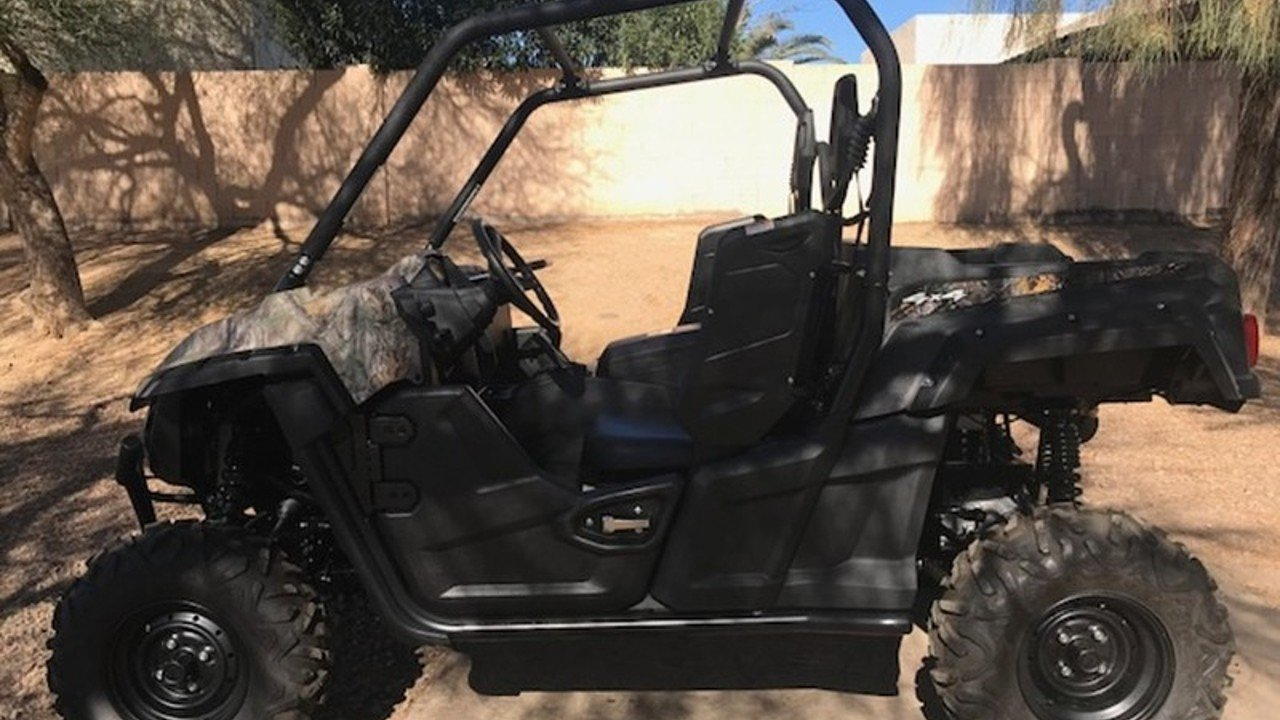 2016 Yamaha Wolverine 700 for sale 200516404