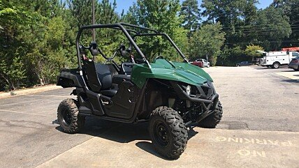 2016 Yamaha Wolverine 700 for sale 200490032