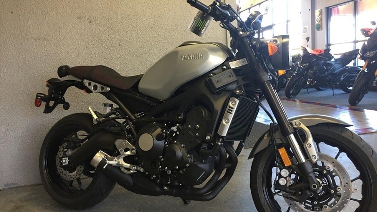 2016 Yamaha XSR900 for sale 200524130