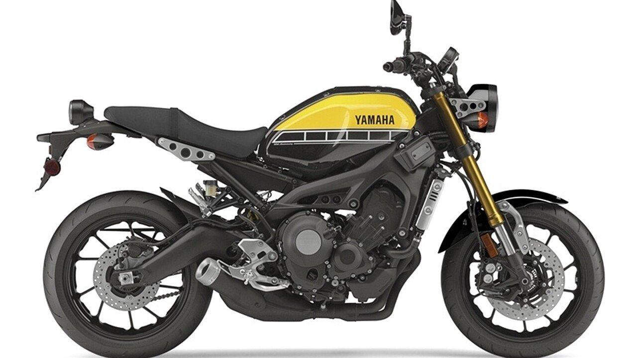 2016 Yamaha XSR900 for sale 200643387