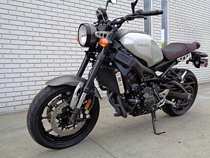 2016 Yamaha XSR900 for sale 200499789