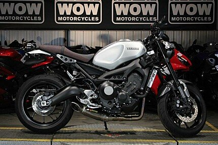 2016 Yamaha XSR900 for sale 200547309