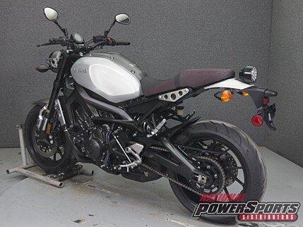 2016 Yamaha XSR900 for sale 200593645