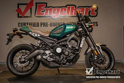 2016 Yamaha XSR900 for sale 200638247