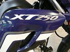 2016 Yamaha XT250 for sale 200448207