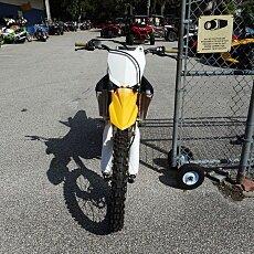 2016 Yamaha YZ250F for sale 200620381