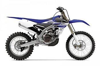 2016 Yamaha YZ450F for sale 200346345