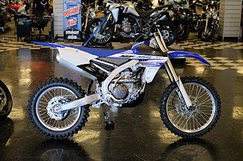 2016 Yamaha YZ450F for sale 200375587