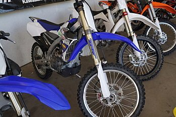 2016 Yamaha YZ450F for sale 200446117