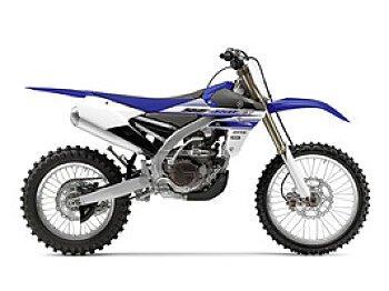 2016 Yamaha YZ450F for sale 200446117