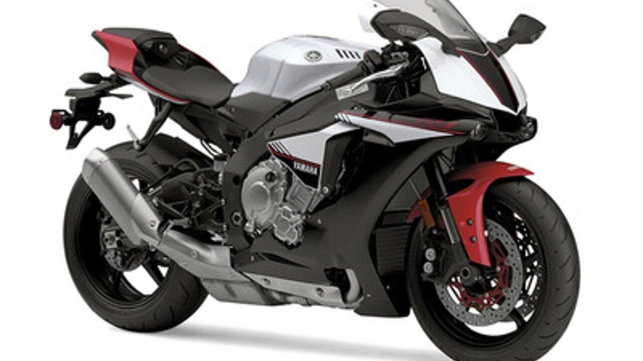 2016 Yamaha YZF-R1 S for sale 200342218