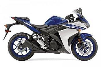 2016 Yamaha YZF-R3 for sale 200440579