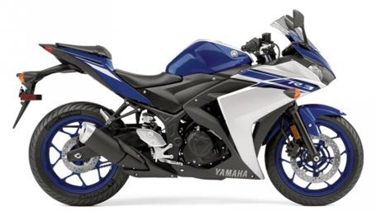 2016 Yamaha YZF-R3 for sale 200482282