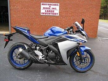 2016 Yamaha YZF-R3 for sale 200509403