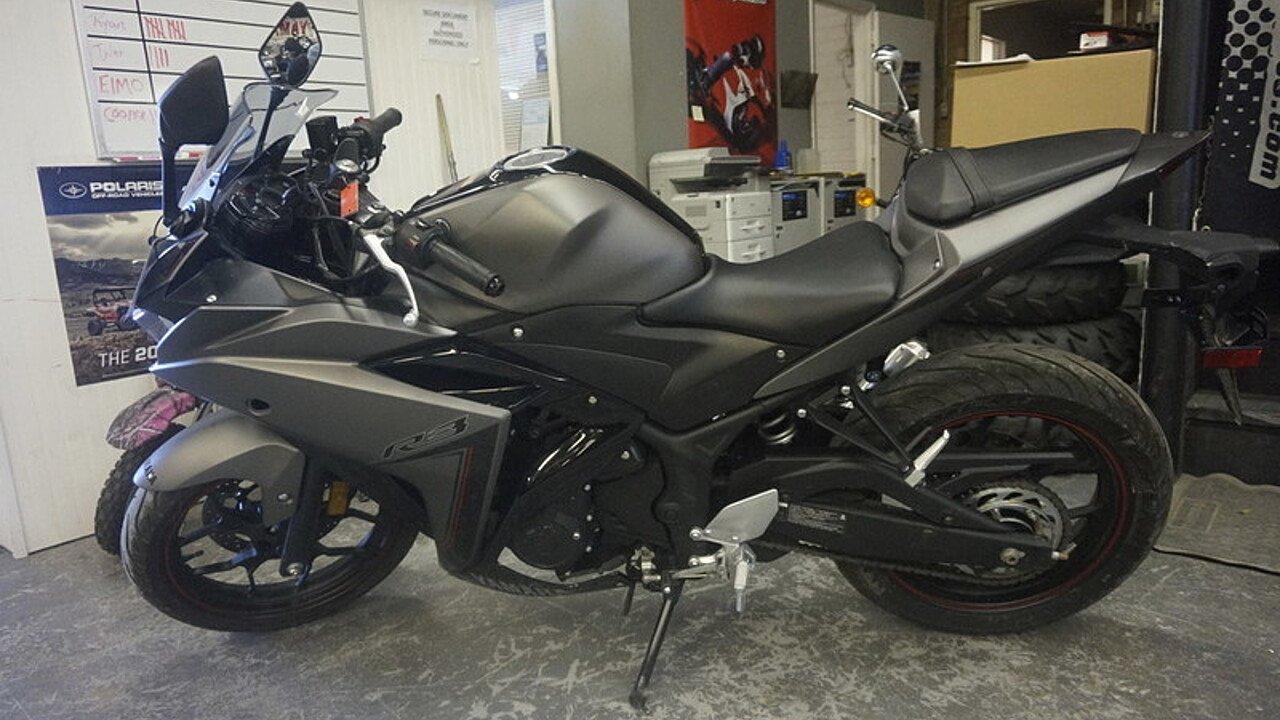 2016 Yamaha YZF-R3 for sale 200527906