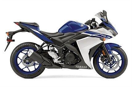 2016 Yamaha YZF-R3 for sale 200401253