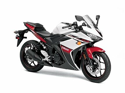 2016 Yamaha YZF-R3 for sale 200401355