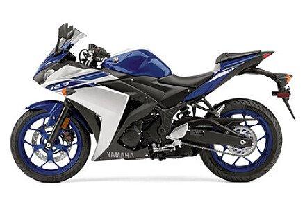 2016 Yamaha YZF-R3 for sale 200432603