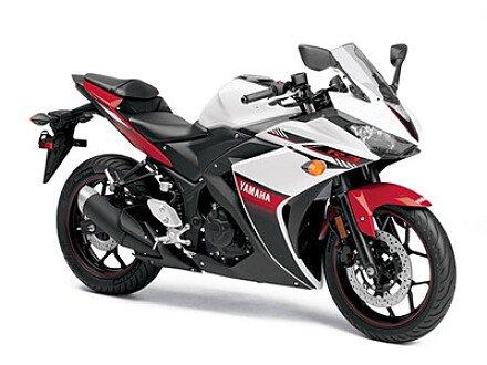 2016 Yamaha YZF-R3 for sale 200448608