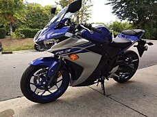2016 Yamaha YZF-R3 for sale 200492646
