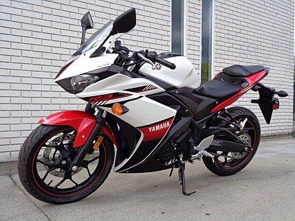 2016 Yamaha YZF-R3 for sale 200499889
