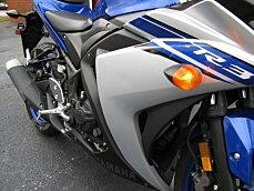 2016 Yamaha YZF-R3 for sale 200509403