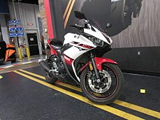 2016 Yamaha YZF-R3 for sale 200512319