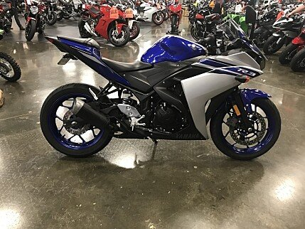 2016 Yamaha YZF-R3 for sale 200513552