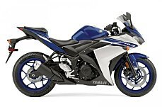 2016 Yamaha YZF-R3 for sale 200522873