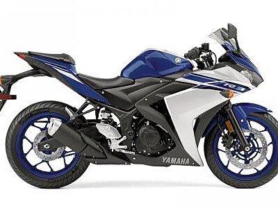 2016 Yamaha YZF-R3 for sale 200526763