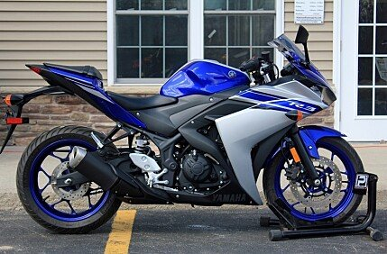 2016 Yamaha YZF-R3 for sale 200569877