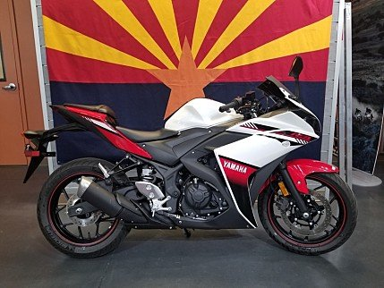 2016 Yamaha YZF-R3 for sale 200569941