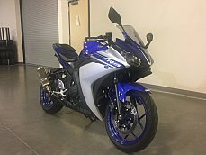 2016 Yamaha YZF-R3 for sale 200597141