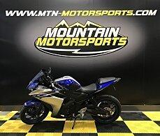 2016 Yamaha YZF-R3 for sale 200602723
