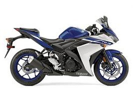 2016 Yamaha YZF-R3 for sale 200630020