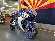 2016 Yamaha YZF-R3 for sale 200642654