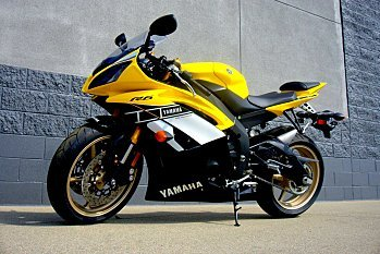 2016 Yamaha YZF-R6 for sale 200439806