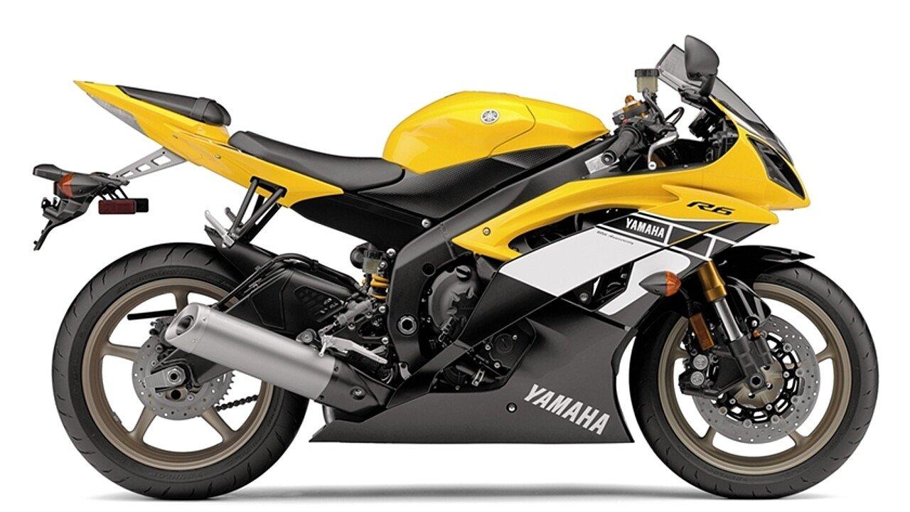 2016 Yamaha YZF-R6 for sale 200446386