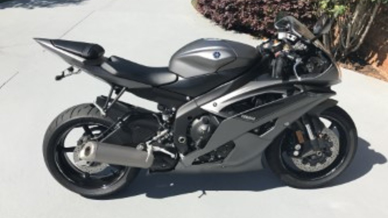 2016 Yamaha YZF-R6 for sale 200493215