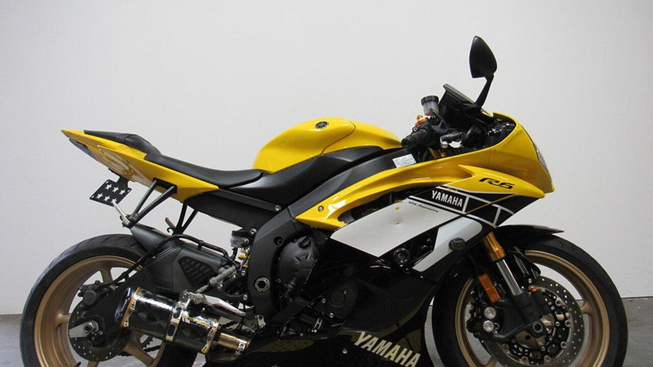 2016 Yamaha YZF-R6 for sale 200495928