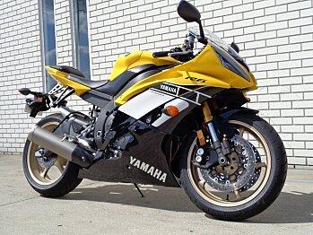 2016 Yamaha YZF-R6 for sale 200499877