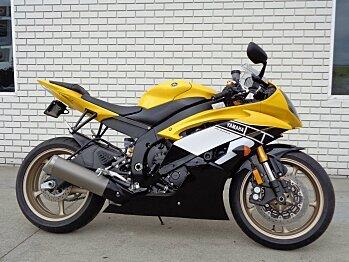 2016 Yamaha YZF-R6 for sale 200499939
