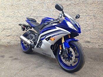 2016 Yamaha YZF-R6 for sale 200500955