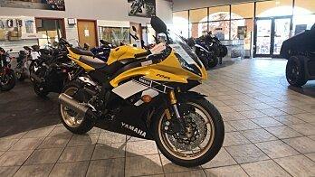 2016 Yamaha YZF-R6 for sale 200510482